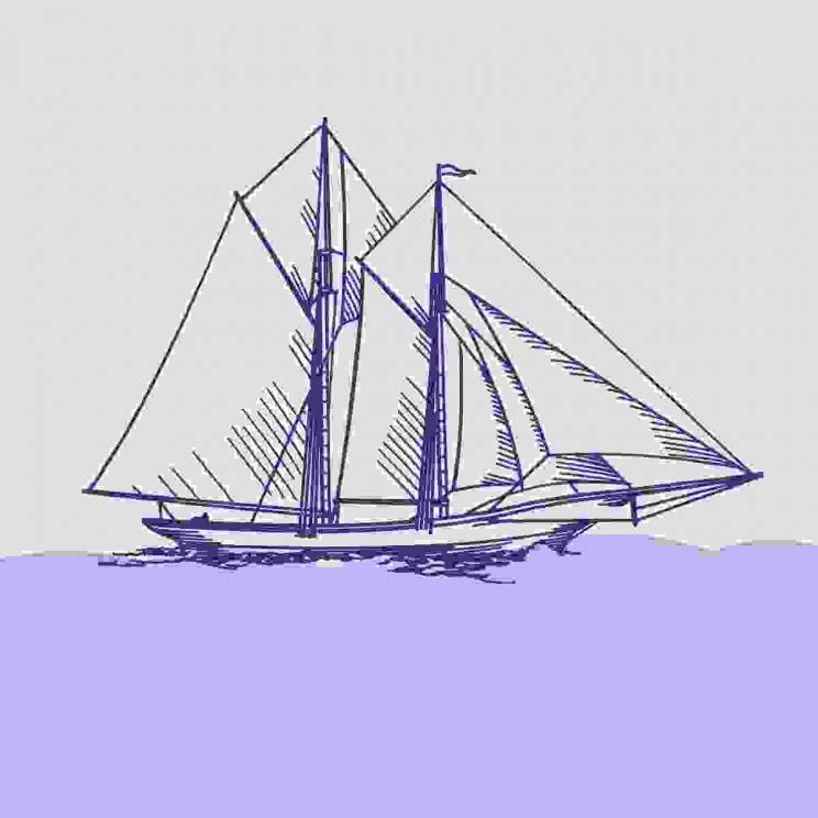 Boat illustration 1